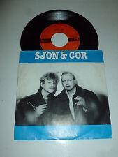"SJON & CORB - Natasja - 1985 Dutch 7"" Juke Box Vinyl Single"