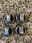 Kitchen Aid range stove top knobs Part Number 9761569 Set Of Four Stainless photo