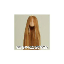 Obitsu Doll 27cm hair implantation head for natural body (27HD-F01NC07) S BRN
