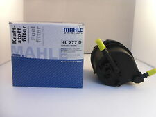 Ford Fusion 1.4 TDCI Diesel Fuel Filter 2002 to 2011 MAHLE KL777D