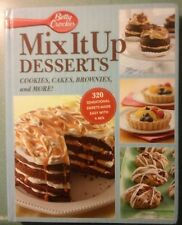 Betty Crocker Mix It up Desserts: Cookies, Cakes, Brownies, and More by STeve Pa