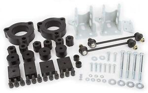 DAYSTAR PRODUCTS INTERNATIONAL 15-   Jeep Renegade 1.5 Lift Kit P/N - KJ09168BK