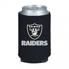 NFL Oakland Raiders Can Koozie Coozie Drink Holder Football