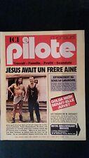 PILOTE MENSUEL N°30 NOVEMBRE 1976  (CAZA,LAUZIER,GREG,SIRIUS,GOOSSENS,ALEXIS)