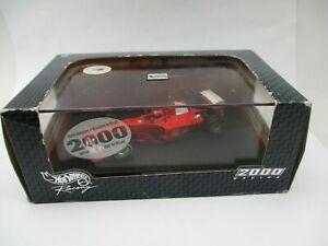SEALED 2000 Hot Wheels Ferrari Michael Schumacher 1:43 F1 2000 World Champion