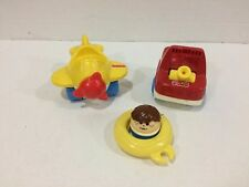 Fisher-Price Roll-A-Round Fire Truck and Plane FREE Shipping!