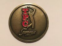 """Vintage Rare TPC Sawgrass 1"""" Coin Style Golf Marker - The Players Championship!"""