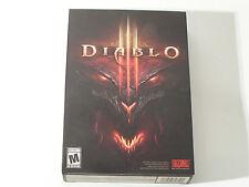 Diablo III 3 (PC Windows / Mac) Brand New - Factory Sealed