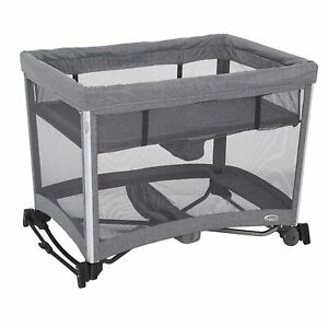 HALO DreamNest 3-in-1 Sleep System Bassinet Portable Crib Cot Mesh Mattress