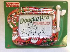 Brand New Fisher Price Doodle Pro Doodle Expressions Santa