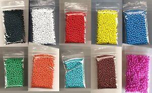 Glass Beads 6/0 Jablonex Czech E-beads 1 ounce pkt approx 85 beads