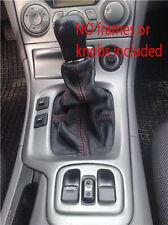Convient pour TOYOTA Celica MK7 nouveau Gaiter shift boot Rouge St 00-2005