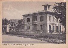 BOMPORTO - Asilo Infantile Serafino Caiumi 1941