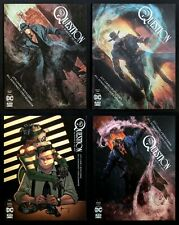 The Question: The Deaths of Vic Sage #1-4 Complete DC Black Label 2020