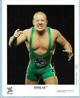 WWE FINLAY P-1086 OFFICIAL LICENSED AUTHENTIC ORIGINAL 8X10 PROMO PHOTO RARE