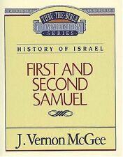 1 and 2 Samuel (Thru the Bible)