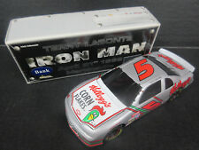 """1996 Action #5 Terry Labonte--""""Iron Man"""" Bank Car 1/24th scale"""