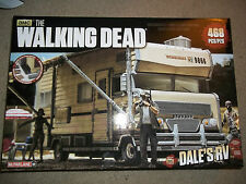AMC The Walking Dead Dale's RV with Dale and Zombies 468 pcs New works with Lego