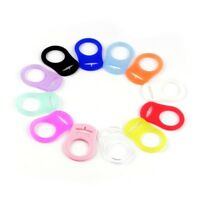 Baby Dummy Pacifier Rings Teether Holder Clip Adapter For Baby Accessory Popular