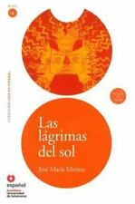 Las lagrimas del sol (Libro + CD)(The Sun's Tears) (Leer En Espanol Level 4)
