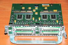 Cisco NM-32A Interface Module 32-port Serial w 6MthWtyTaxInv