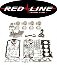84-87 Honda 1.5L SOHC D15A2 EW1 -ENGINE OVERHAUL KIT-