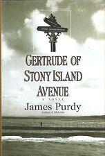 Gertrude of Stony Island Avenue by James Purdy (1998...