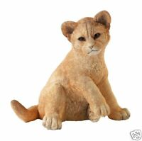 Country Artists Natural World LION CUB Innocence Figurine