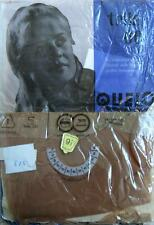 1 x NYLONS - QUELO - TRILA 66 - 60/70er - GR. 9 1/2