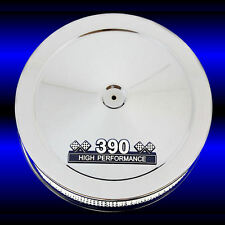 Chrome air cleaner with 390 emblem fits FE Ford 390 engines