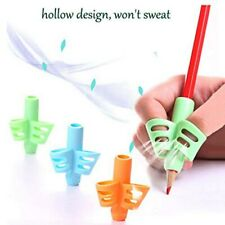 3x Practical Pen Pencil Holder Kids Writing Aid Grip Posture Correction Tools