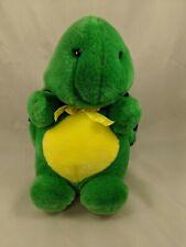 "Mary Meyer Green Turtle Tortoise Plush 10"" Stuffed Animal toy"