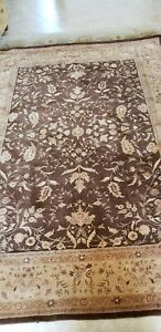 Pottery Barn Heritage Hall Tufted Wool 8x10 Area Rug NEW 100% Authentic With Tag