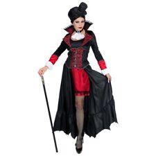 Vestito Vampire Lady M 44-46 Adulti Vampira