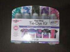 Tulip One-Step Tie-Dye Kit One-Step Tie Kit Fabric Dye