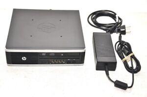 Ordinateur PC HP 6200 Elite Intel Core i3-2120@3,30GHz/8GB/250Go/Win10Pro Grd A