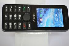 Alcatel 2038X SIM Smartphone-Black (Unlocked)