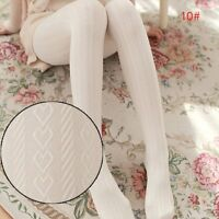 Womens Opaque Footed Thick Warm Autumn Winter Stockings Socks Pantyhose Tights