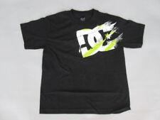 Vêtements noirs DC pour garçon de 2 à 16 ans en 100% coton