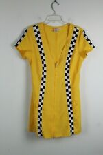 Dreamgirl Halloween Costumes Tina Taxi Driver Dress Only Size XL