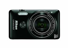 Nikon Refurb Nikon Coolpix S7000 16MP 3''Screen 20x Zoom Digital Camera BLACK