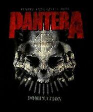 PANTERA cd lgo DOMINATION Official SHIRT XXL 2X New cowboys from hell