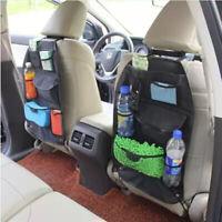 almacenamiento Multi - bolsillo Bolsa Organizador del asiento trasero del coche
