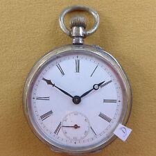 "Silver"" Argus "" (PHENIX WATCH CO Porrentruy) - Men's Pocket Watch, ca. 1900"