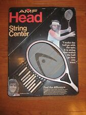 Vintage AMF Head String Center Display