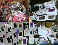21 PC LOT CELL PHONE CASES CHARGERS HOLSTERS SAMSUNG BLACKBERRY LG MOTOROLA