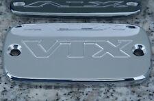2003-2009 Honda VTX1300 VTX 1300 CHROME FRONT BRAKE FLUID CAP