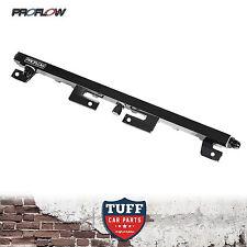 FG 6 Cylinder Ford Falcon XR6 Turbo FPV F6 Proflow Billet Fuel Rail Kit Black