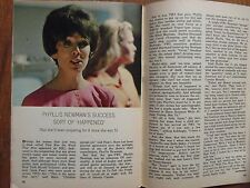 Au--1964 TV Guide(PHYLLIS NEWMAN/RUDY VALLEE/JULIA  CHILD/THE BAILEYS OF BALBOA)