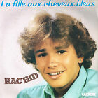 """45T 7"""": Rachid: la fille aux cheveux bleus. carrere. A13"""
